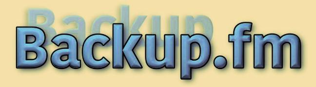 BackupFM logo